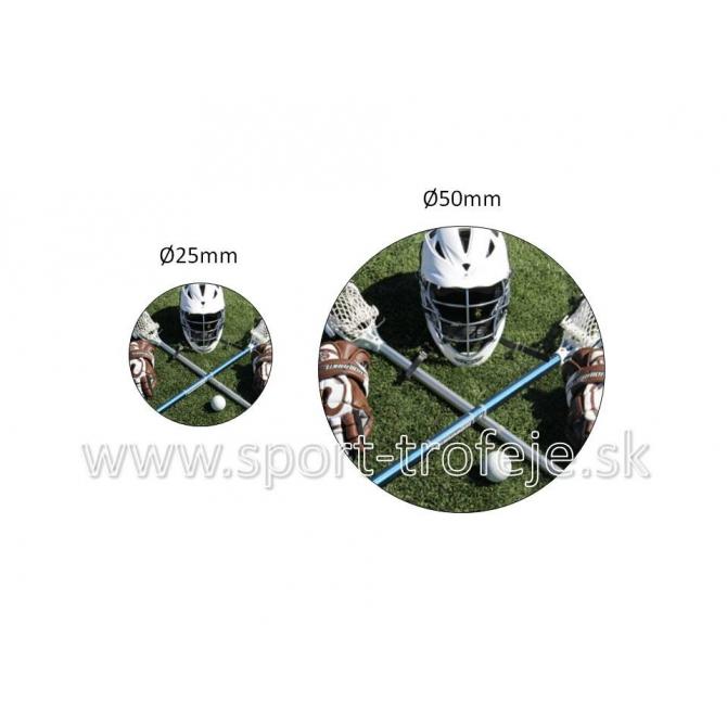 emblém EPLC2 lacrosse
