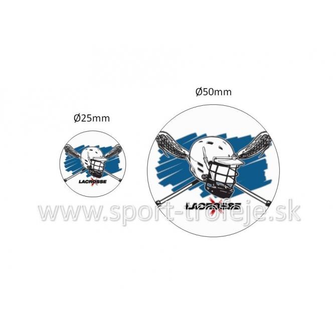 emblém EPLC5 lacrosse