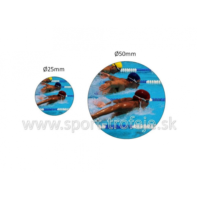 emblém EPPL2 plávanie