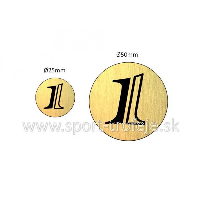 emblém EGUNI1.miesto univerzálny
