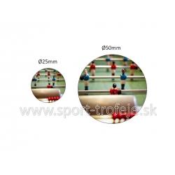 emblém EPSF1 stolný futbal
