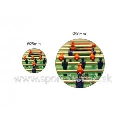 emblém EPSF2 stolný futbal