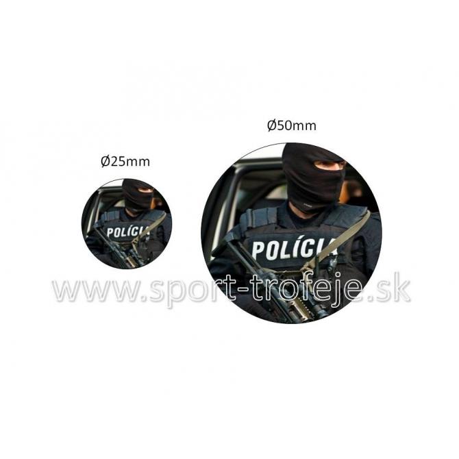 emblém EPPZ3 polícia