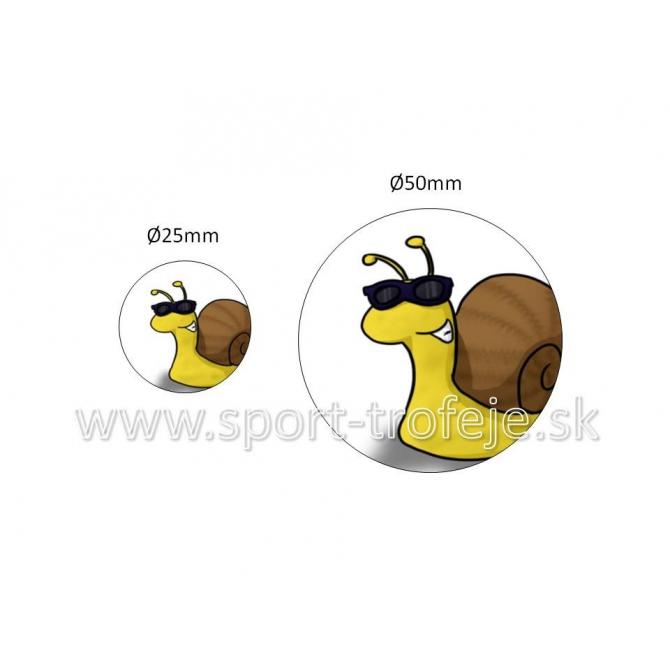 emblém EPSLM2 slimák