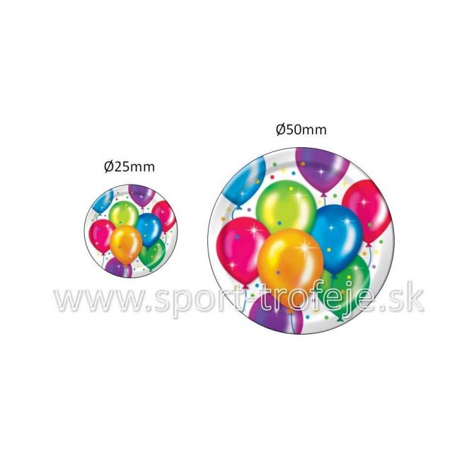 emblém EPPART1 párty balóny