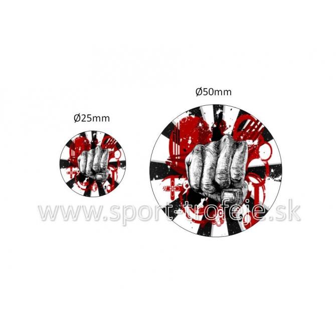 emblém EPKB3 kickbox