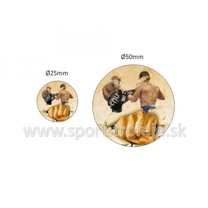 emblém EPKB4 kickbox
