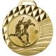 Medaila MMC7040 / G + emblém futbal kovový