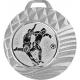 Medaila MMC7040 / S + emblém futbal kovový