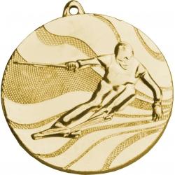 Medaila MMC4950 zjazdové lyžovanie