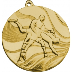Medaila MMC4850 zápasenie
