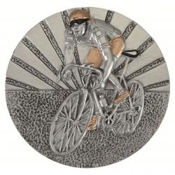 BLD31 odlievaný emblém cyklistika
