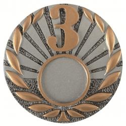 BLD36/3.miesto odlievaný emblém univerzálny