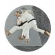 BLD03 odlievaný emblém judo