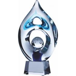 Trofej GS116C Sklenená Univerzálna