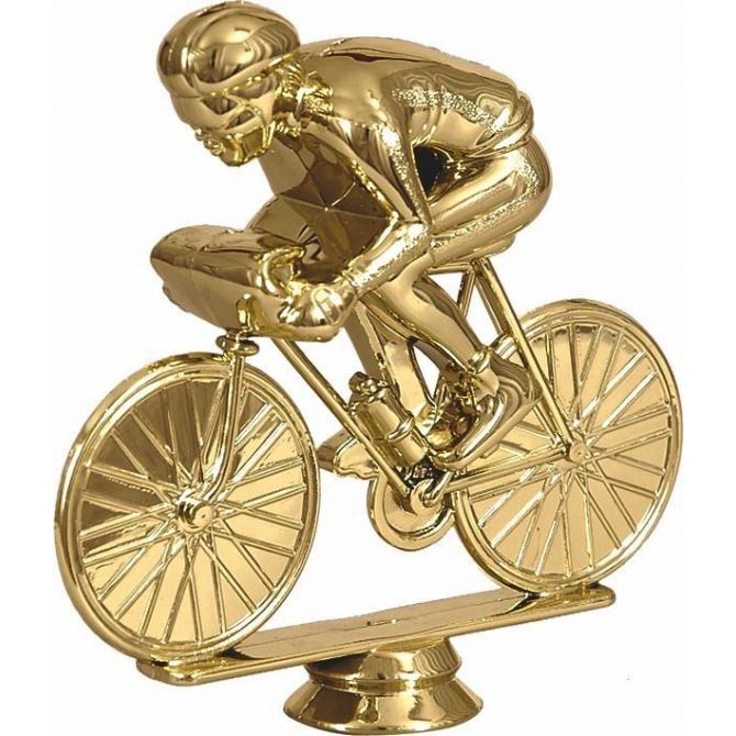Plastová figúrka F08 cyklistika