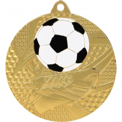 Medaila MMC6950 futbal / footgolf