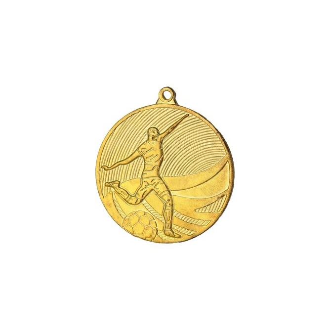 Zlatá Medaila MD12904 Futbal