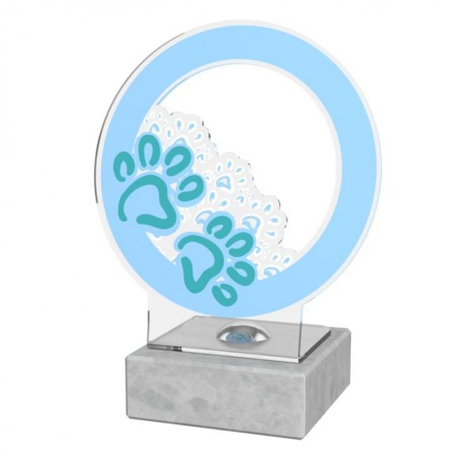 Trofej / figúrka AKEC1M3 kynológia