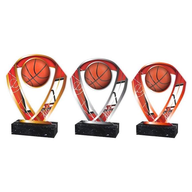 Trofej / figúrka ACR1M8 / GSB basketbal