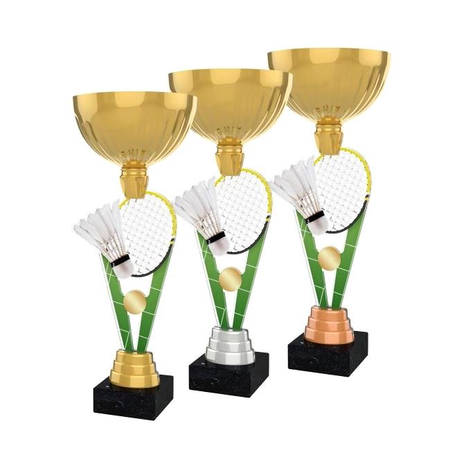 Pohár / Trofej ACUPGOLDM4 / GSB badminton