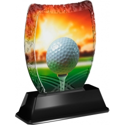 Trofej / plaketa ACE2018M11 golf