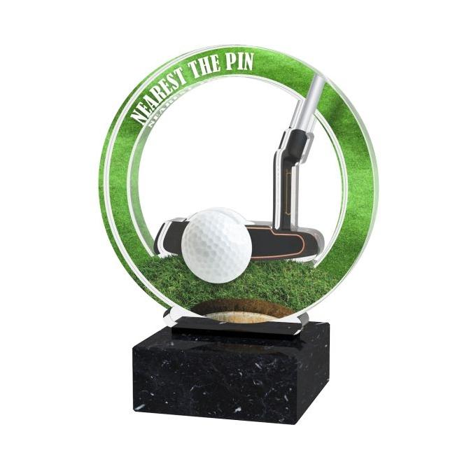 Trofej ACMG1M5 golf