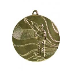 Zlatá Medaila MMC3850 Rybár