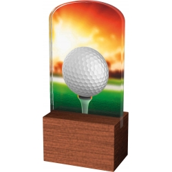 Trofej / plaketa ACD1M5 golf