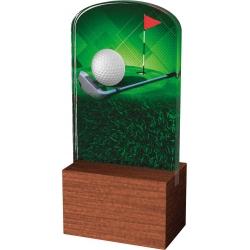 Trofej / plaketa ACD1M3 golf