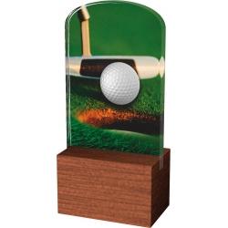 Trofej / plaketa ACD1M1 golf