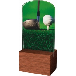 Trofej / plaketa ACD1M2 golf