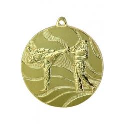 Zlatá Medaila MMC2550 Karate