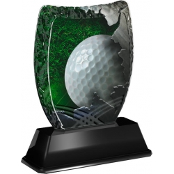 Trofej / plaketa ACE2018M10 golf