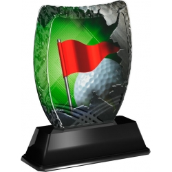 Trofej / plaketa ACE2018M13 golf