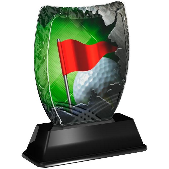 Trofej / plaketa ACE2018M13 golf