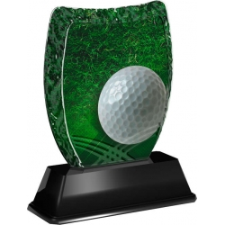 Trofej / plaketa ACE2018M9 golf