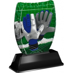 Trofej / plaketa ACE2018M5 futbal