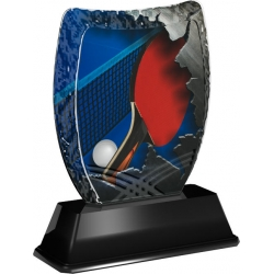 Trofej / plaketa ACE2018M16 stolný tenis