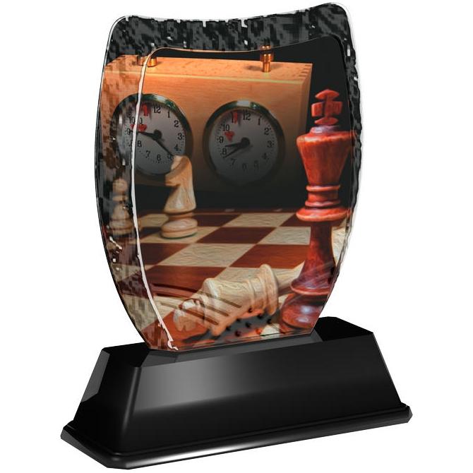 Trofej / plaketa ACE2018M31 šachy