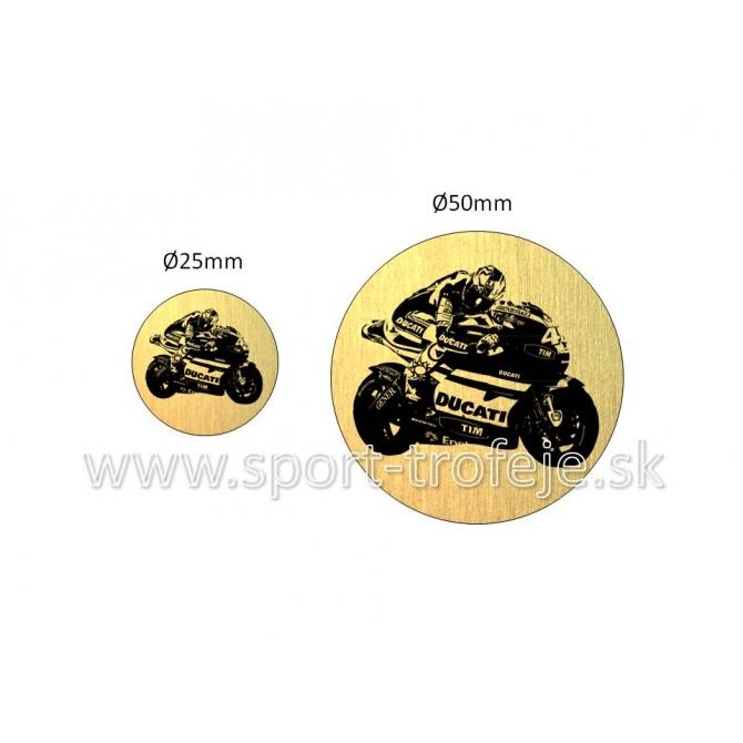 emblém EGMGP1 moto GP