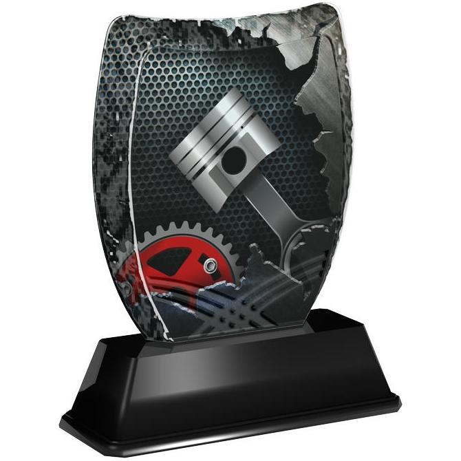Trofej / plaketa ACE2018M41 auto-moto