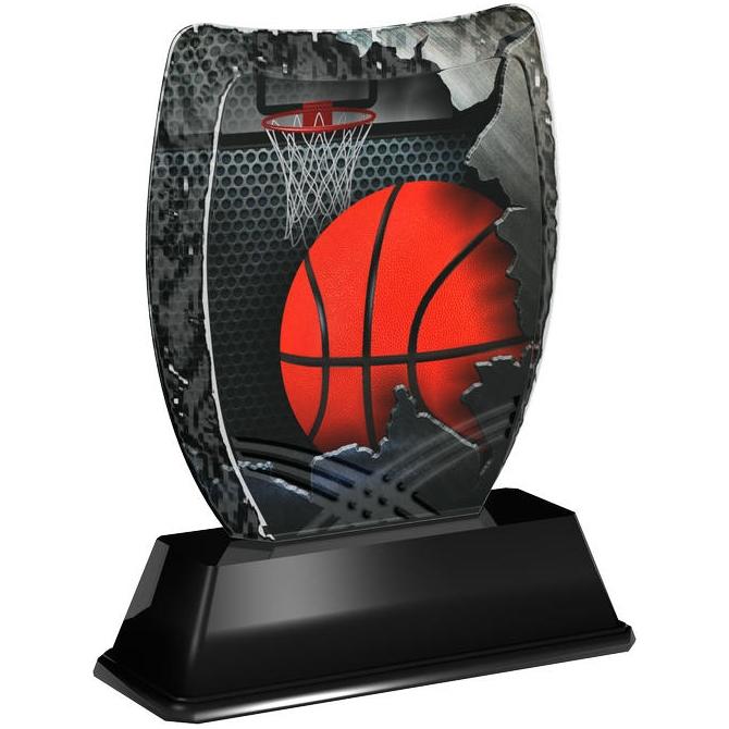 Trofej / plaketa ACE2018M8 basketball