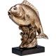 Odlievaná figúrka MRFST2095/BR ryba