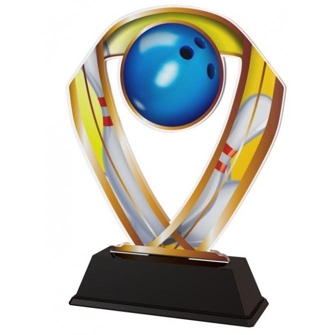 Trofej / figúrka ACRC1M4 bowling