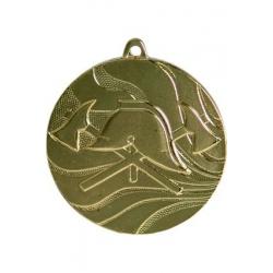 Zlatá Medaila MMC3950 Hasiči