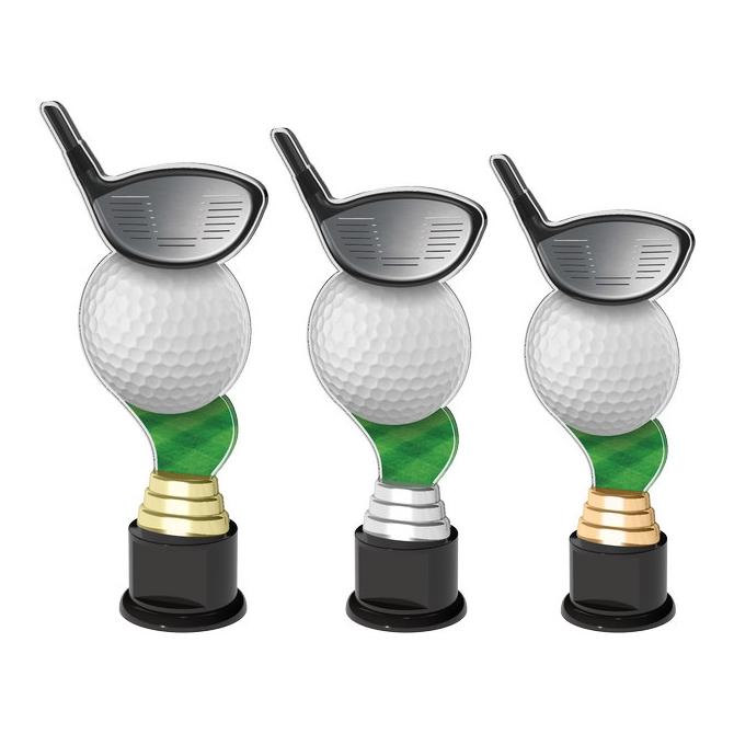 Trofej ACTC14 / GSB golf