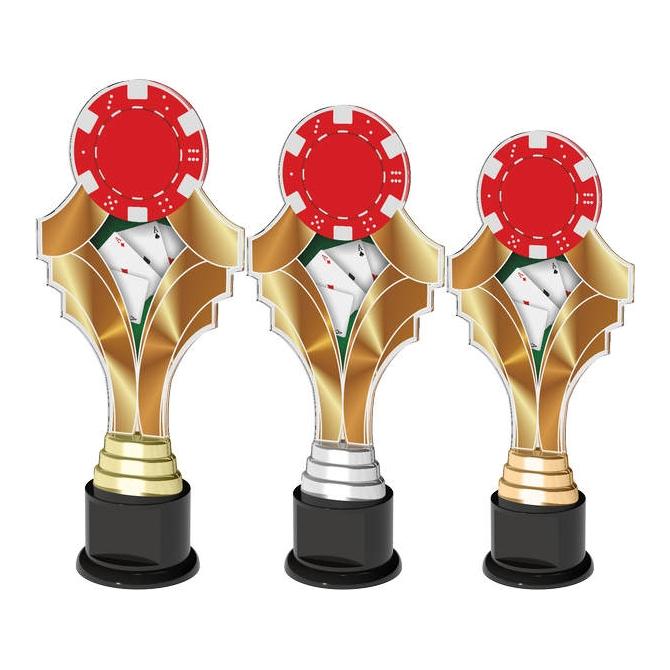 Trofej ACTK6 / GSB poker