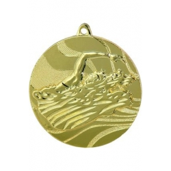 Zlatá Medaila MMC2750 Plávanie