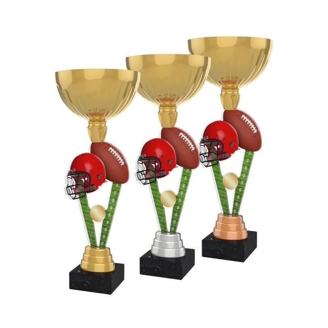 Pohár / Trofej ACUPGOLDM29 / GSB americký futbal